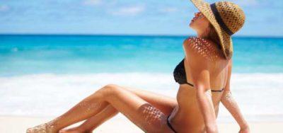 danni dela sole sulla pelle