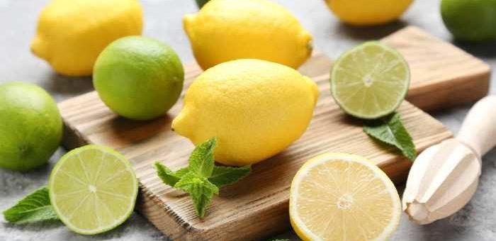 benefici succo di limone