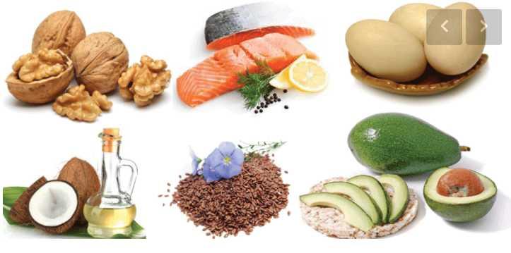 grassi sani per dimagrire