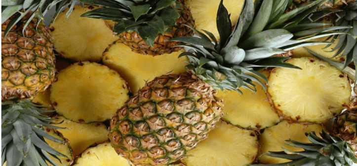 motivi per mangiare l'ananas