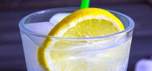 acqua tonica e bevande gassate