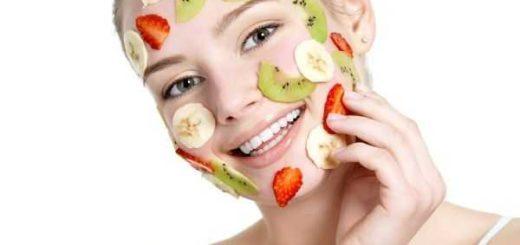 maschere alla frutta