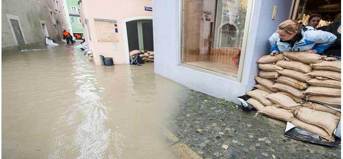 danni da alluvione