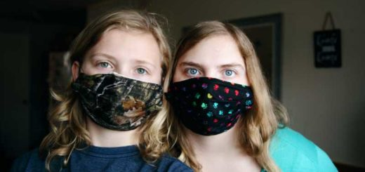 mascherine lavabili per salvaguardare l'ambiente